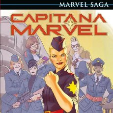 Cómics: MARVEL SAGA. CAPITANA MARVEL 6 CAROL CORPS PANINI CÓMICS. Lote 247736875