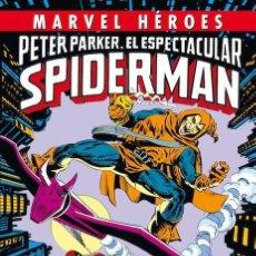 Cómics: PETER PARKER EL ESPECTACULAR SPIDERMAN 1 : NOCHES DE NUEVA YORK - PANINI / MARVEL HEROES 52. Lote 247854835
