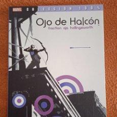 Cómics: COLECCION 100% PANINI-OJO DE HALCON-SEIS DIAS EN LA VIDA DE .... Lote 247955090