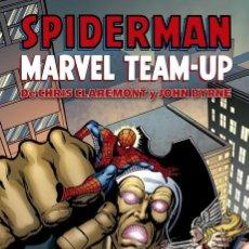 Cómics: SPIDERMAN : MARVEL TEAM-UP DE CHRIS CLAREMONT Y JOHN BYRNE - PANINI / 100% MARVEL HC / TAPA DURA. Lote 277418858