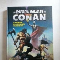 Cómics: TOMO Nº 4 BIBLIOTECA CONAN,LA ESPADA SALVAJE DE CONAN.. Lote 248982430