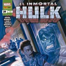Comics : EL INCREIBLE HULK V.2 105 (EL INMORTAL HULK #29). Lote 276713588