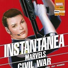 Fumetti: INSTANTANEA MARVEL 07: CIVIL WAR. Lote 277038963