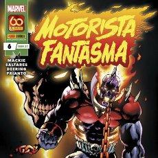Fumetti: MOTORISTA FANTASMA 6. Lote 277039783