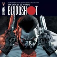 Comics: BLOODSHOT - 5 VOLUMENES - SAGA COMPLETA - ALETA EDICONES / PANINI COMICS. Lote 249257750