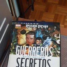 Cómics: GUERREROS SECRETOS. Lote 250271395