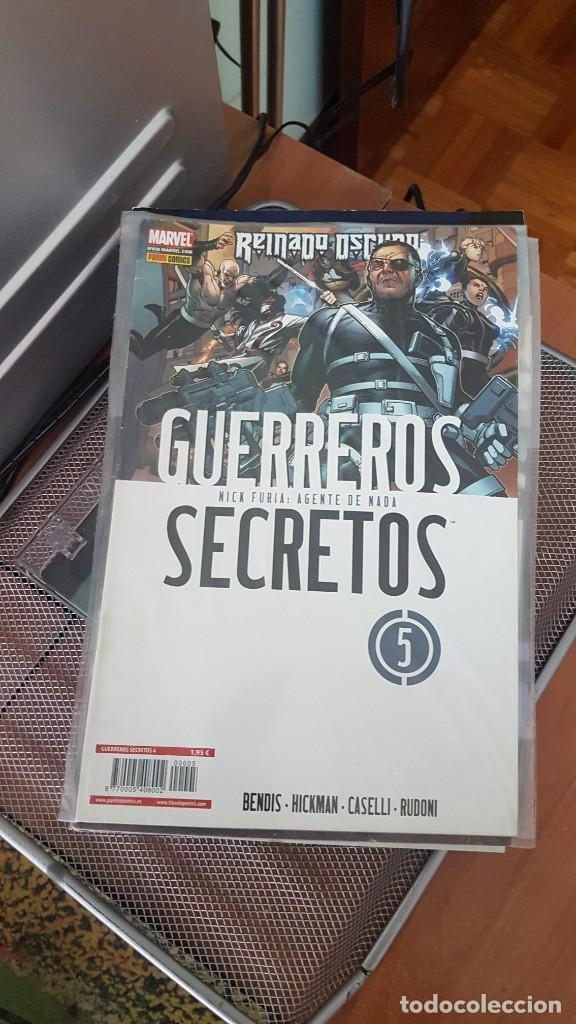 Cómics: GUERREROS SECRETOS - Foto 4 - 250271395