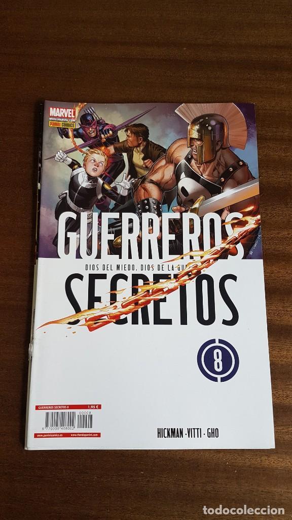 Cómics: GUERREROS SECRETOS - Foto 6 - 250271395