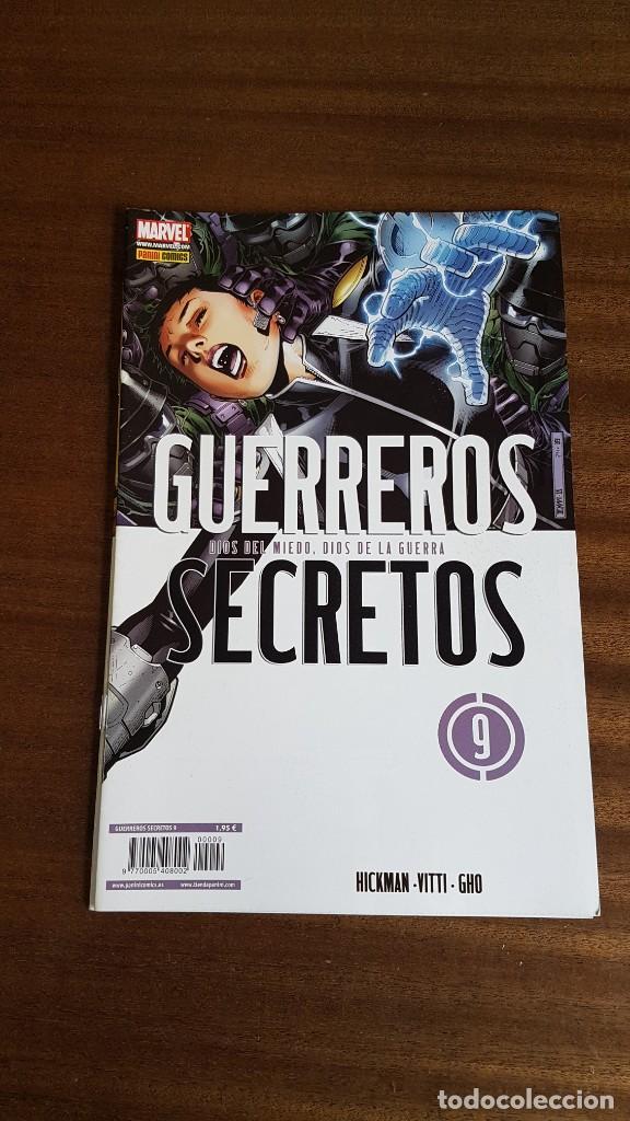 Cómics: GUERREROS SECRETOS - Foto 7 - 250271395