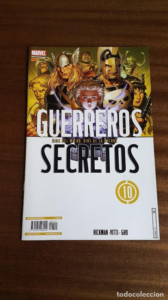 Cómics: GUERREROS SECRETOS - Foto 8 - 250271395