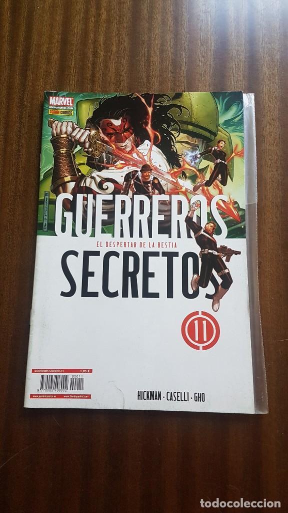 Cómics: GUERREROS SECRETOS - Foto 9 - 250271395