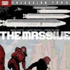 Comics : THE MASSIVE (BRIAN WOOD & GARRY BROWN) : LONGSHIP ( MUY BUENO Y CON 20% DE DESCUENTO). Lote 251159865