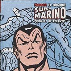 Cómics: NAMOR , EL HOMBRE SUBMARINO. Lote 251353530