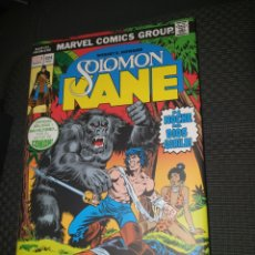 Comics : SOLOMON KANE. Lote 251429230