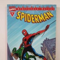 Cómics: BIBLIOTECA MARVEL SPIDERMAN - 1 - TOMO COLECCIÓN FORUM PANINI. Lote 251683915