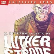 Comics : EL EXTRAÑO TALENTO DE LUTHER STRODE - PANINI COMICS - IMAGE COMICS. Lote 251922855