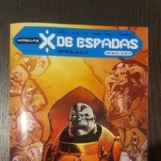 Cómics: COMIC - PATRULLA X 16 / 112 - X DE ESPADAS PARTES 20 Y 21 (GRAPA) - HICKMAN, ASRAR - PANINI / MARVEL. Lote 252848335