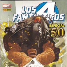 Fumetti: LOS 4 FANTÁSTICOS - VOL 7 - Nº 50 - REDOBLAR DE TAMBORES... - PANINI -. Lote 253127875