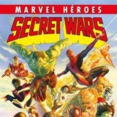 Cómics: MARVEL HÉROES. SECRET WARS (NUEVA EDICIÓN). Lote 253160920