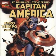 Cómics: CAPITAN AMERICA VOL. 7 (2005-2011) COMPLETA: 63 NUMEROS. PANINI. BRUBAKER. Lote 253227200