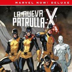 Cómics: LA PATRULLA-X DE BRIAN M. BENDIS 01. LA PATRULLA-X DEL AYER MARVEL DELUXE. TAPA DURA PANINI 384 PGNS. Lote 253231915