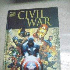 Cómics: CIVIL WAR - MARVEL DELUXE - ED. PANINI/MARVEL. Lote 253496325