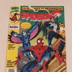 Cómics: SPIDERMAN Nº 1 - LA VENGANZA DE MEDIANOCHE COMICS FORUM - MARVEL. AÑO 1993. Lote 253543960
