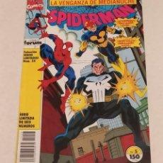 Cómics: SPIDERMAN Nº 5 - LA VENGANZA DE MEDIANOCHE - COMICS FORUM - MARVEL. AÑO 1993. Lote 253544940