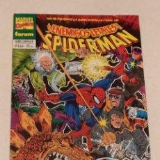 Cómics: ENEMIGOS LETALES DE SPIDERMAN. SERIE LIMITADA, Nº 4 DE 4 - COMICS FORUM - MARVEL. AÑO 1994. Lote 253546260