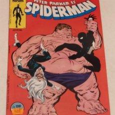 Cómics: SPIDERMAN Nº 119 - COMICS FORUM - MARVEL. AÑO 1986. Lote 253565445