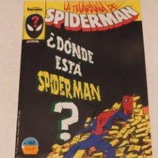 Cómics: SPIDERMAN Nº 155 - COMICS FORUM - MARVEL. AÑO 1988. Lote 253568435