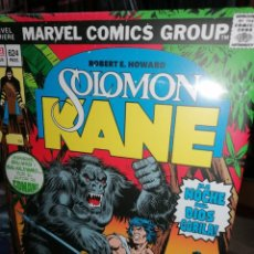 Comics: SOLOMON KANE, PRECINTADO EDIC.LIMITED EDITION. Lote 253616645