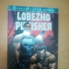 Cómics: LOBEZNO PUNISHER EL SANTUARIO DEL MAL (100% MARVEL). Lote 253650510