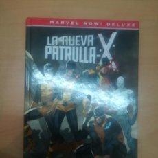 Cómics: NUEVA PATRULLA X #1 LA PATRULLA X DEL AYER (MARVEL DELUXE NOW). Lote 253650580