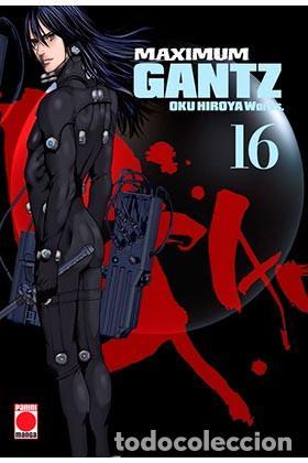 GANTZ MAXIMUM 16 (Tebeos y Comics - Panini - Otros)