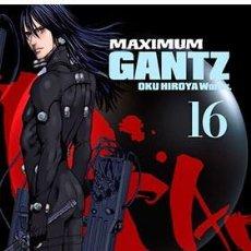 Cómics: GANTZ MAXIMUM 16. Lote 253909315