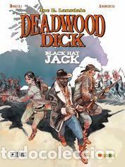 DEADWOOD DICK: BLACK HAT JACK (Tebeos y Comics - Panini - Otros)
