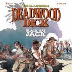 Comics: DEADWOOD DICK: BLACK HAT JACK. Lote 253911995