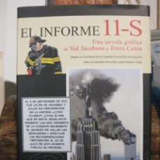 Cómics: EL INFORME DEL 11-S: UNA NOVELA GRÁFICA DE SID JACOBSON Y ERNIE COLÓN - COMIC PANINI. Lote 253912825