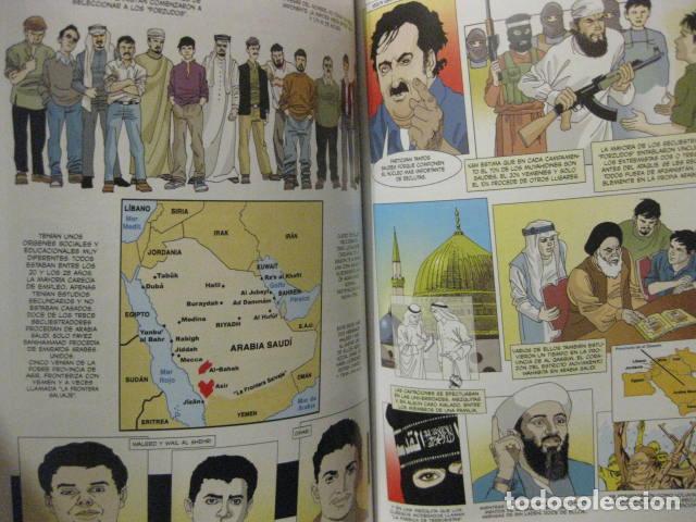 Cómics: El informe del 11-S: una novela gráfica de Sid Jacobson y Ernie Colón - COMIC Panini - Foto 3 - 253912825