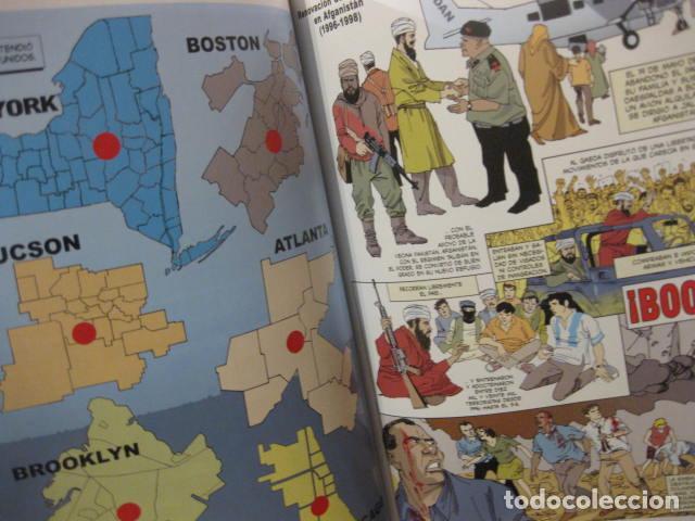 Cómics: El informe del 11-S: una novela gráfica de Sid Jacobson y Ernie Colón - COMIC Panini - Foto 4 - 253912825
