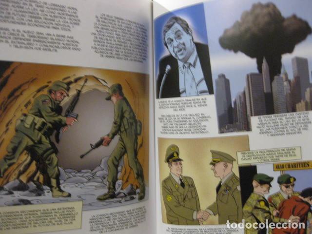 Cómics: El informe del 11-S: una novela gráfica de Sid Jacobson y Ernie Colón - COMIC Panini - Foto 5 - 253912825