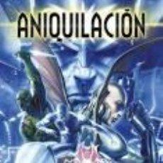 Cómics: ANIQUILACION SAGA 4. ANIQUILACION. Lote 253912935