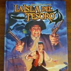 Cómics: ROBERT LOUIS STEVENSON: LA ISLA DEL TESORO. ROY THOMAS Y MARIO GULLY.. Lote 253914360