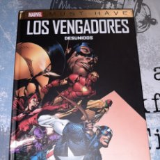 Cómics: LOS VENGADORES, DESUNIDOS, MARVEL MUST-HAVE. Lote 253923280