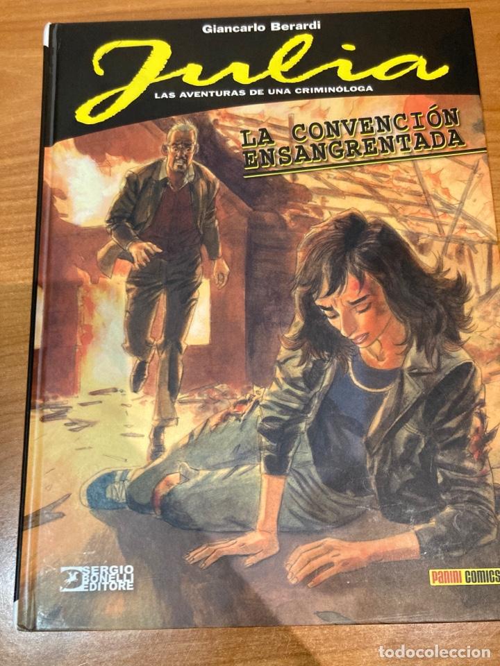 JULIA. LA CONVENCIÓN ENSANGRENTADA (Tebeos y Comics - Panini - Otros)