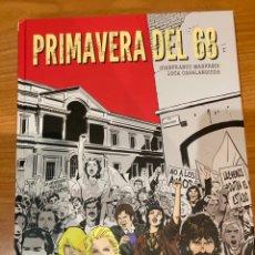 Cómics: PRIMAVERA DEL 68. Lote 253925350