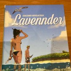 Cómics: LAVENNDER. Lote 253925445