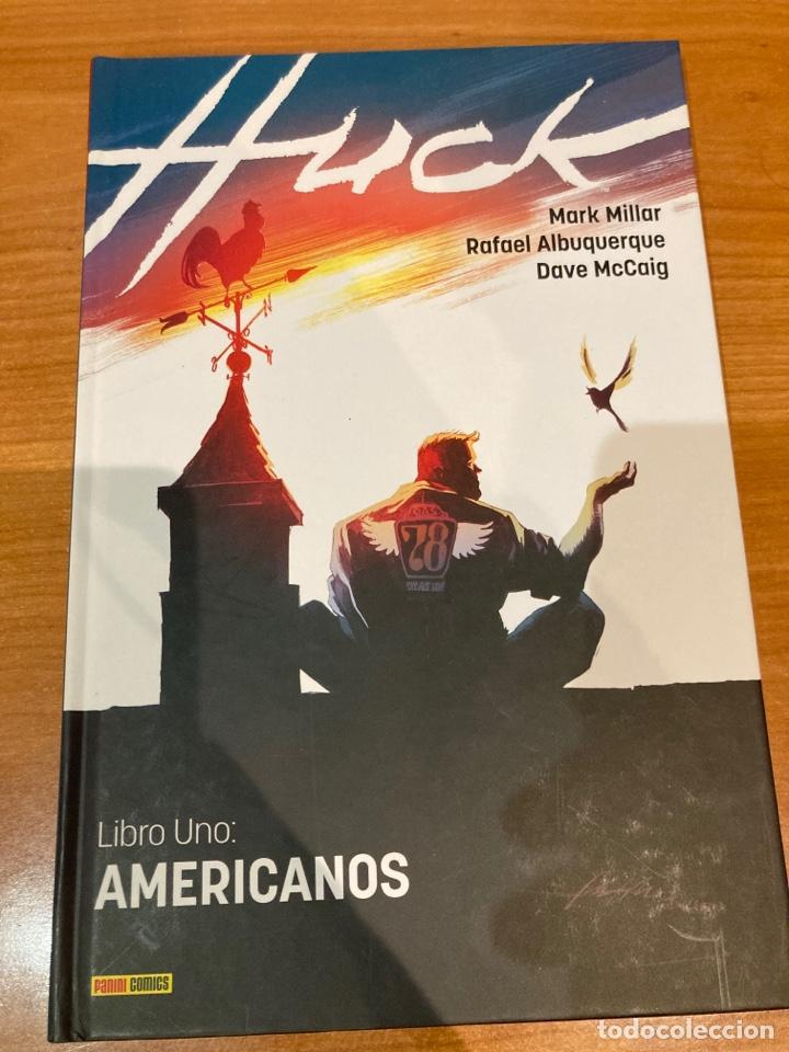 HUCK (Tebeos y Comics - Panini - Otros)