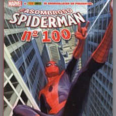 Cómics: SPIDERMAN VOL. 2 Nº 100 EL ASOMBROSO SPIDERMAN - PANINI - IMPECABLE. Lote 254360345